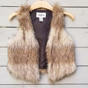 {Buckle} Daytrip Faux Fur Vest